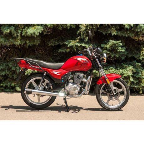 Мотоцикл Bird