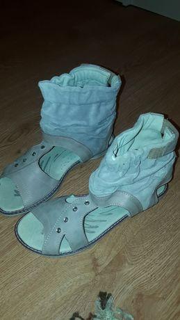 Buty sandały obex