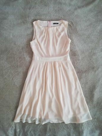 Wygodna, rozkloszowana sukienka, Orsay, rozmiar 36