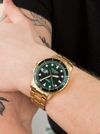 Zegarek FOSSIL FB-01 złoty