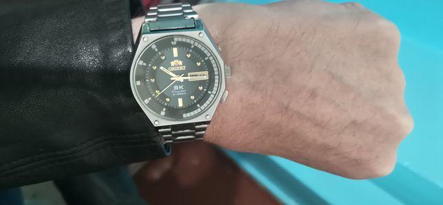 Часы Orient, производство Японии