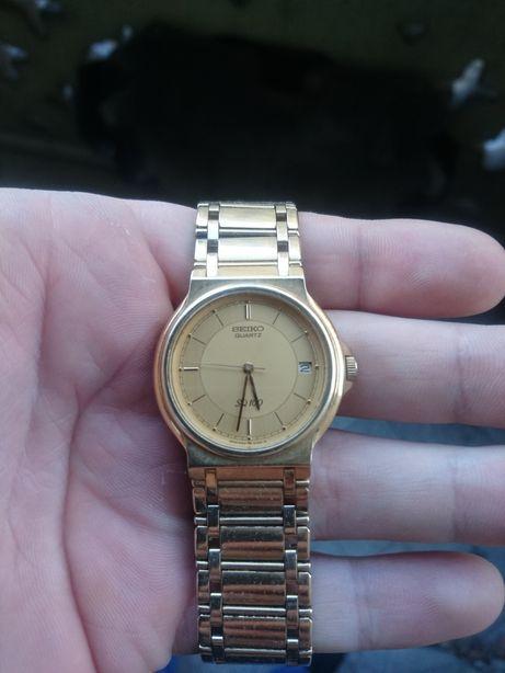Zegarek Seiko sq100
