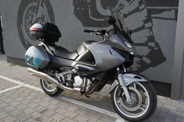 Honda NTV 700 Deauville z Niemiec! TOP! Gwarancja RATY Zamów pod dom!