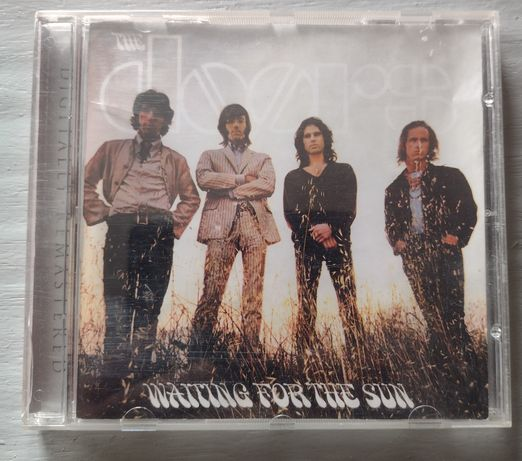 """Cd The Doors """"Waiting for the sun"""""""