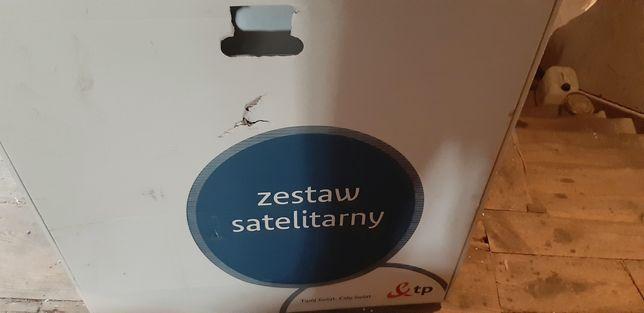 Sprzedam nowy zestaw satelitarny