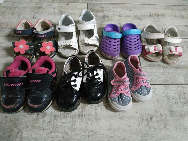 Buty dla dziewczynki roz 18-23 Lasocki sprandi ccc eleganckie sandały