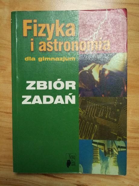 Fizyka i astronomia - Zbiór zadan dla gimnazjum Nowa Era