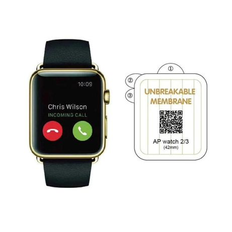 Защитные пленки для Apple Watch 38мм, 40мм, 42мм, 44мм