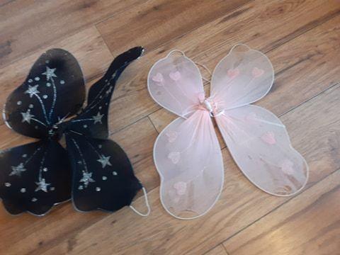skrzydełka motyla dla dzieci