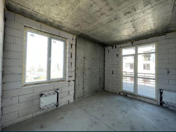 Квартира с большой террасой на пос Котовского