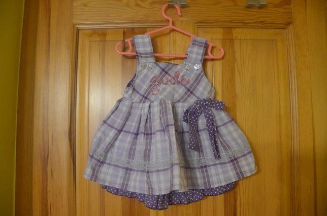 sukienka 68 (używana)