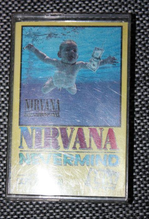 Kaseta magnetofonowa Nirvana - Nevermind