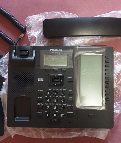 IP-телефон Panasonic KX-HDV230 Black (KX-HDV230RUB)
