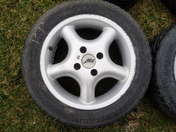 Koła/felgi/alufelgi R15 4x108 Ford Peugeot Citroen