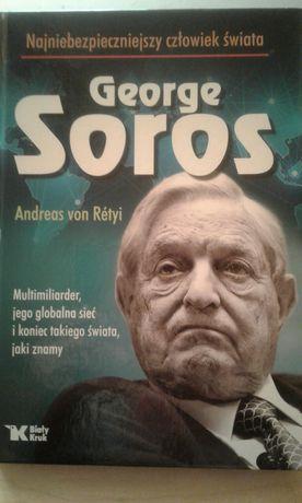 George Soros. Najniebezpiecznieszy człowiek świata.