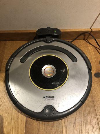 Irobot roomba 631 odkurzacz robot sprzątający