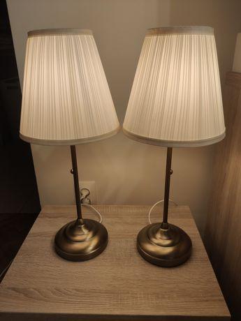 Lampki nocne IKEA ARSTID 2 sztuki + żarówki gratis