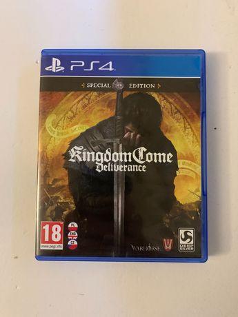 KingdomCome Deliverance PS4
