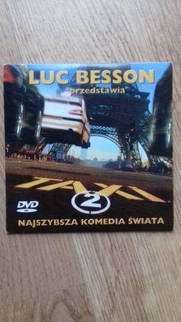 "Film ""Taxi 2"" DVD"