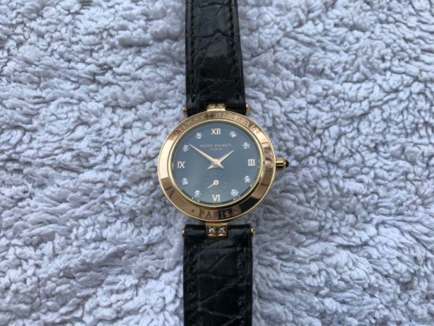Золотые женские часы Pierre Balmain бриллианты оригинал