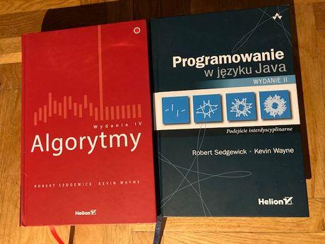 Sedgewick, Wayne Algorytmy + Programowanie w Java
