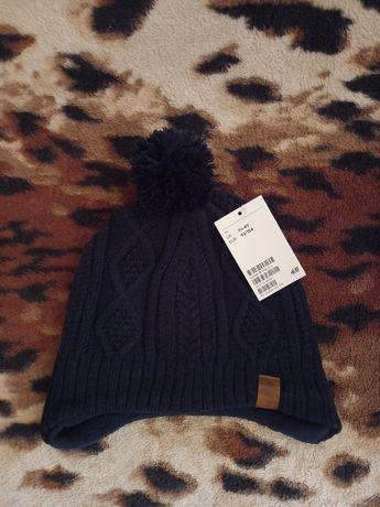 Зимова шапка h&m