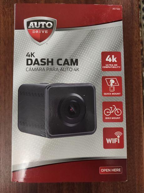 Видеорегистратор Dash Cam Auto 4k Wi-fi