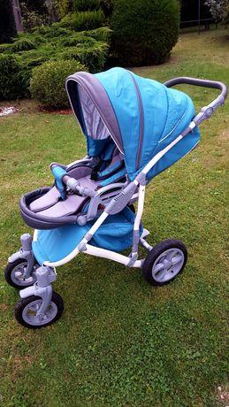 Camarelo Figaro wózek 2 w 1