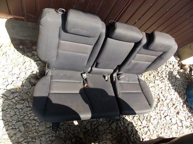 Fotele tył tylne kanapa HONDA CRV III 06-12r