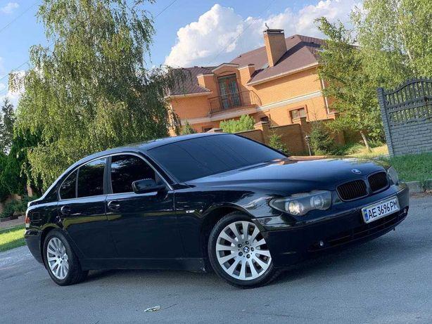 BMW 7 отличное состояние