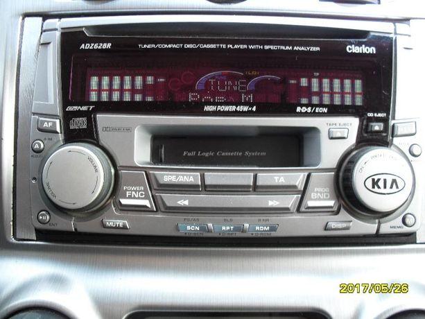 Radioodtwarzacz samochodowy Clarion