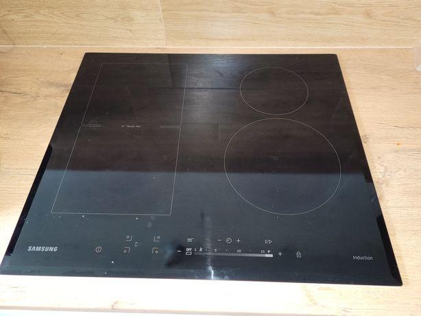 Płyta indukcyjna Samsung kuchenka elektryczna  indukcja NZ64H57479K