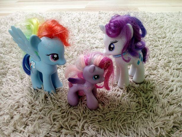Cztery koniki, kucyki My little pony- Hasbro