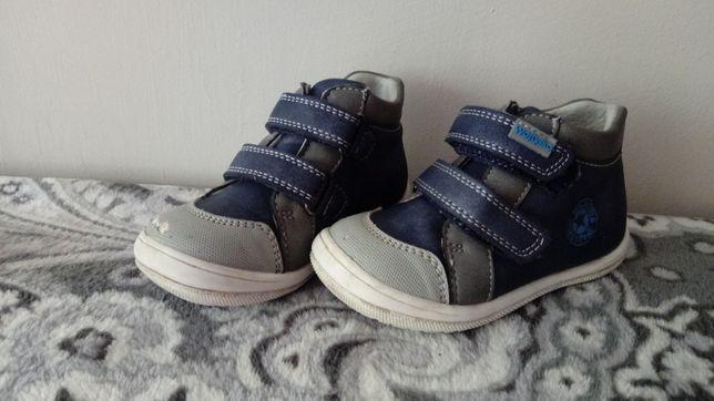 Buty chłopięce r. 23