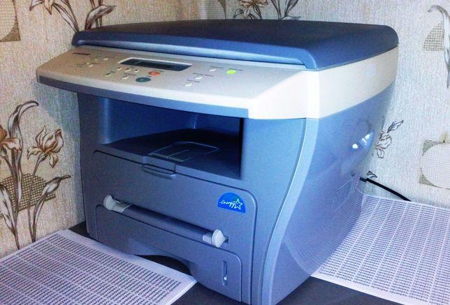 Лазерное МФУ Samsung SCX-4016 (принтер сканер ксерокс)