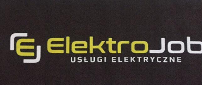 Usługi elektryczne . Instalacje elektryczne . Elektryk .