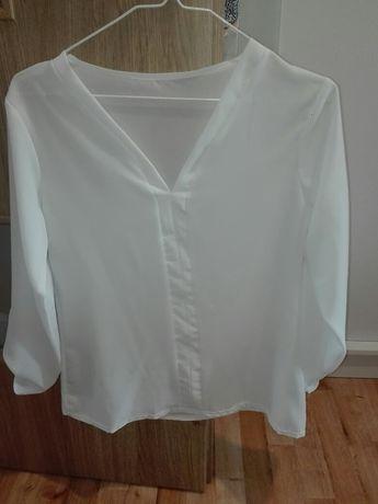 Biała bluzka rozmiar M