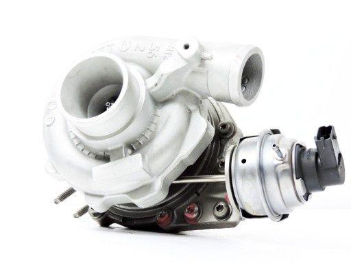 turbosprężarka turbina Citroen Jumper 3.0 HDI 145KM 155KM 177KM