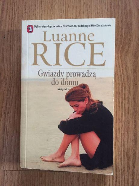 Gwiazdy prowadzą do domu, Luanne Rice