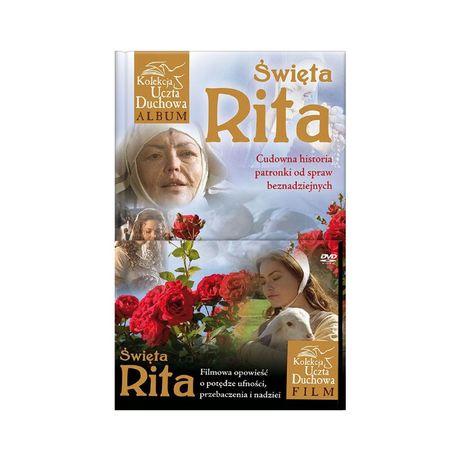 Święta Rita (książka + DVD) - kolekcja Uczta Duchowa Rafael