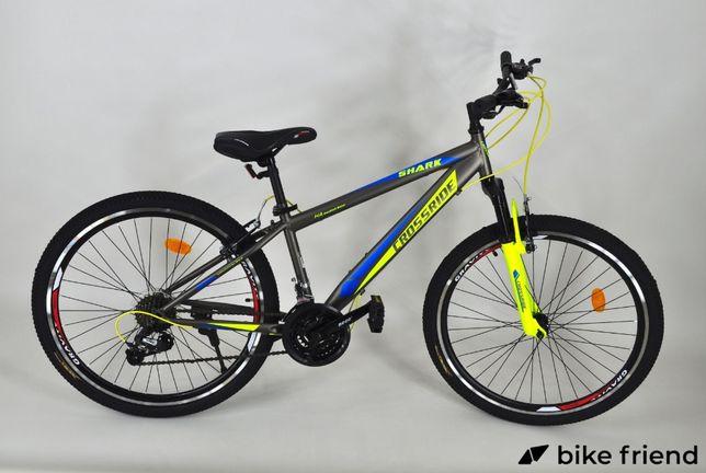 АКЦИЯ!!! Велосипед Подростковый CrossRide Shark 24  дюйм jk[ Успей