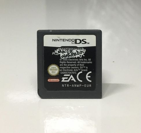 Need for Speed Most Wanted Nintendo DS