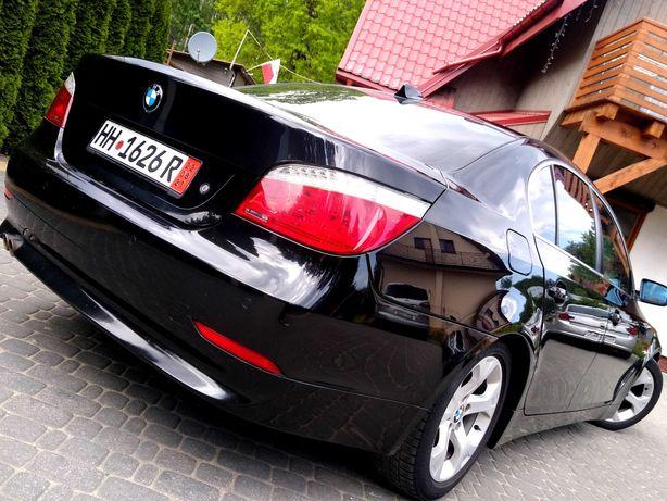 BMW E60 525D 177KM *Germany* Uszanowana Czarna Strzała OKAZJA