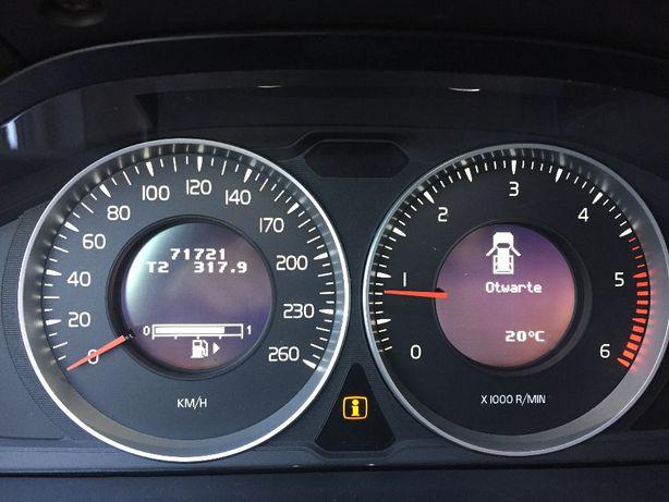 Zmiana języka w Volvo, język Polski w Volvo