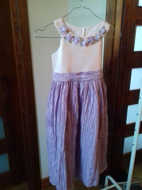 Sukienka balowo-wizytowa firmy Dress to impress - 7 lat (122 cm)
