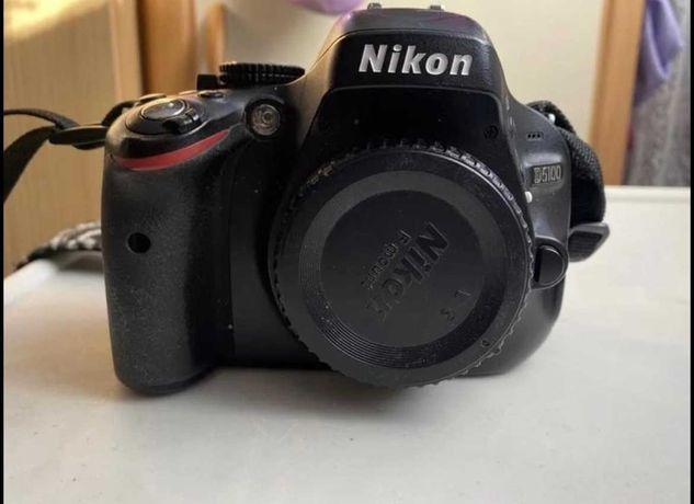 Nikon D5100 w świetnym stanie