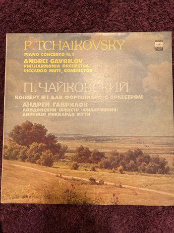 P. Tchaikovsky - piano concerto no 1 winyl