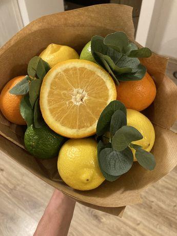 Bukiet owocowy jadalny