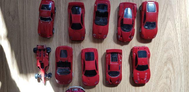 Zestaw 10 Ferrari - limitowana edycja z Shella