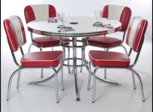 4 Cadeiras Restaurante americano American Diner